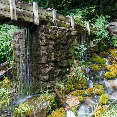 Old Mill Water Trough
