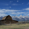 Moulton Barn, Grand Teton National Park