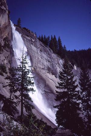 Nevada Falls-Yosemite National Park