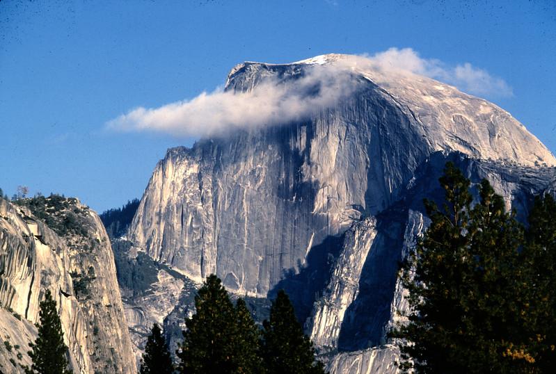 Half Dome, Yosemite.