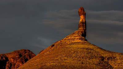 North Chimney Rock