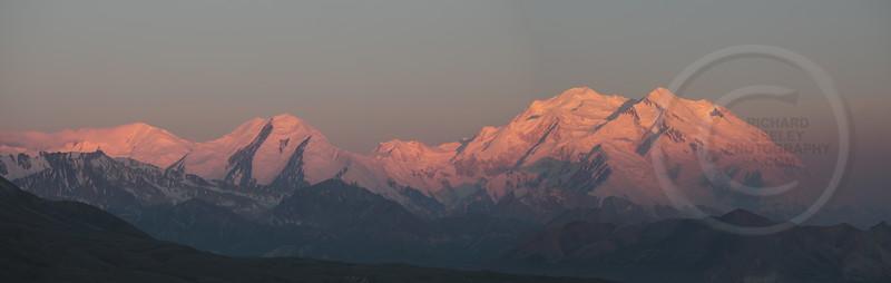 Sunrise on McKinley