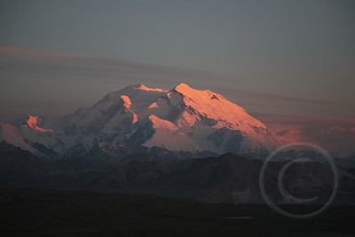 McKinley in Midnight Sunset