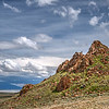 Antelope Island rocks