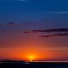 sunset pano egg island