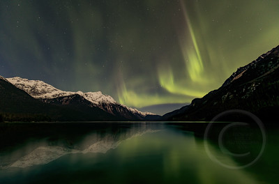 Chilkoot Aurora #2