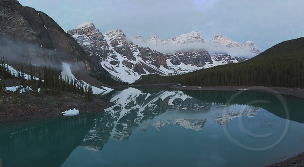 Moraine Lake Pano #1