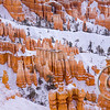 Snow On The Hoodoos