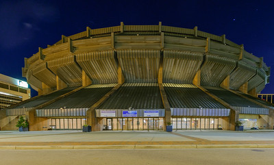 The Richmond Coliseum