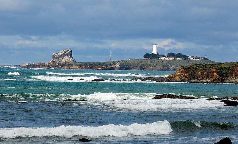 Piedras Blancas Lighthouse
