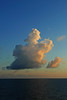 Clouds over the Atlantic Ocean - 2008