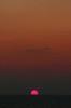 Sunset on the Atlantic Ocean - 2008