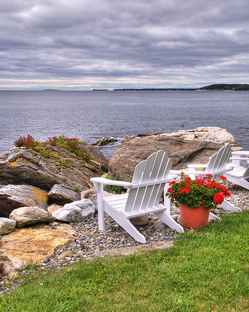 Ocean Point Rest Stop