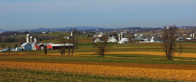 Lancaster County, PA - 2012