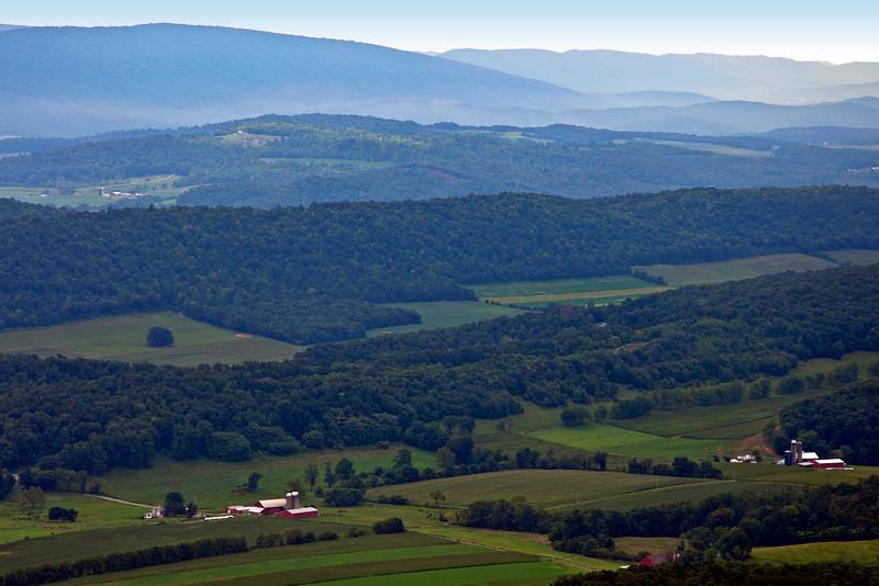 Mifflin County, PA - 2012