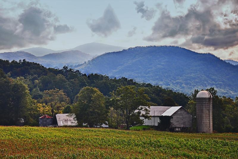 Rockbridge County, VA - 2011