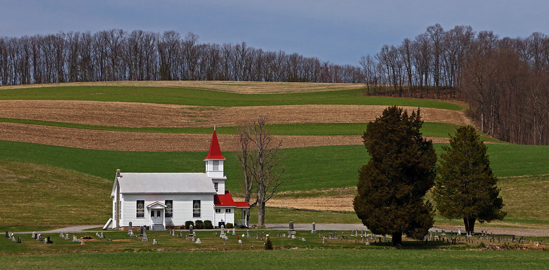 Leiningers Chruch - Snyder/Juniata County - 2014
