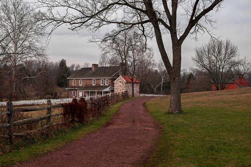 Daniel Boone Homestead - Berks County, PA - 2016