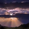 Buttermilk Valley at dawn