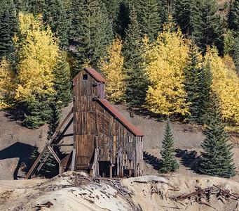 Yankee Girl Mine North Side