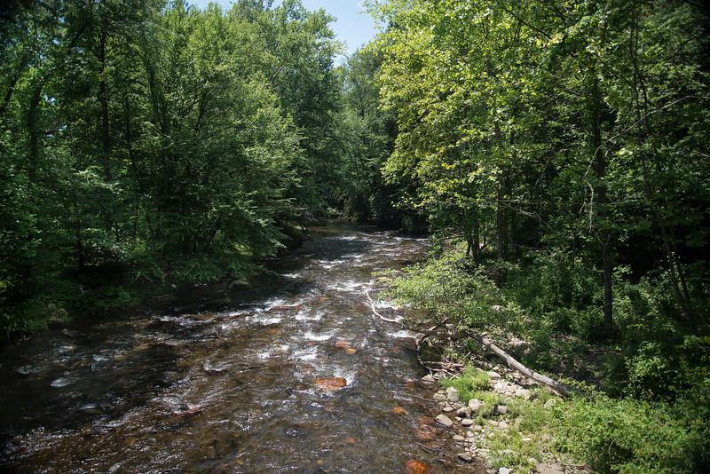 Oconaluftee River in the Smokies