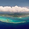 Saipan Tinian Clouds 30x10 5