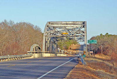 Kiamichi Bridge on Highway 3 about 4 miles from me. Taken with my Tamron 28-75 f/2.8 Lens.