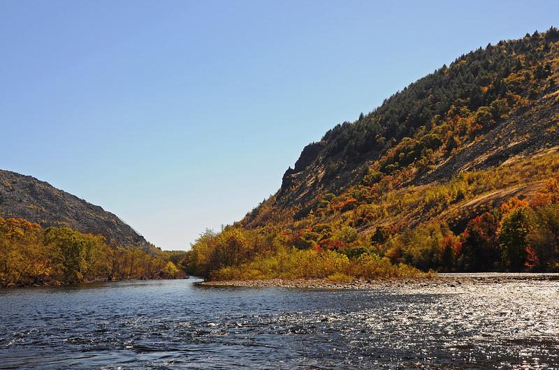 Lehigh River - Palmerton, PA - 2012