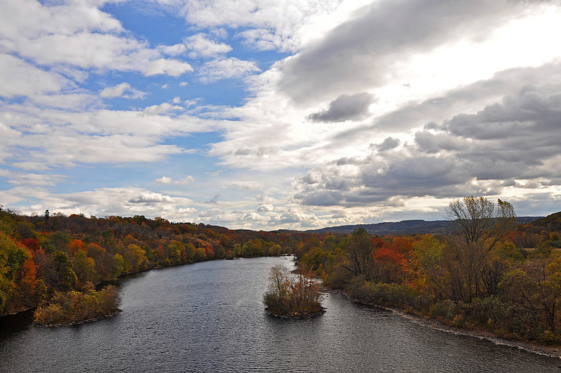 Lehigh River - Slatington, PA - 2013