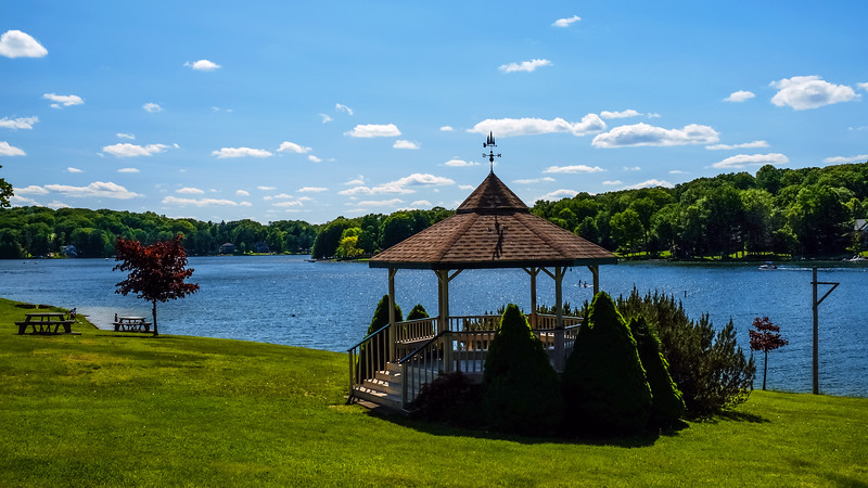 Treasure Lake - Dubois, PA - 2019