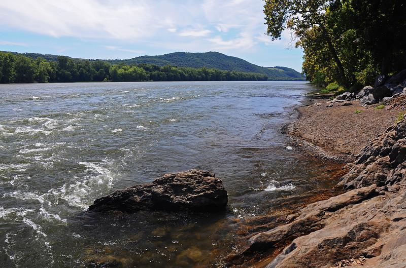 Susquehanna River - Snyder County, PA - 2013