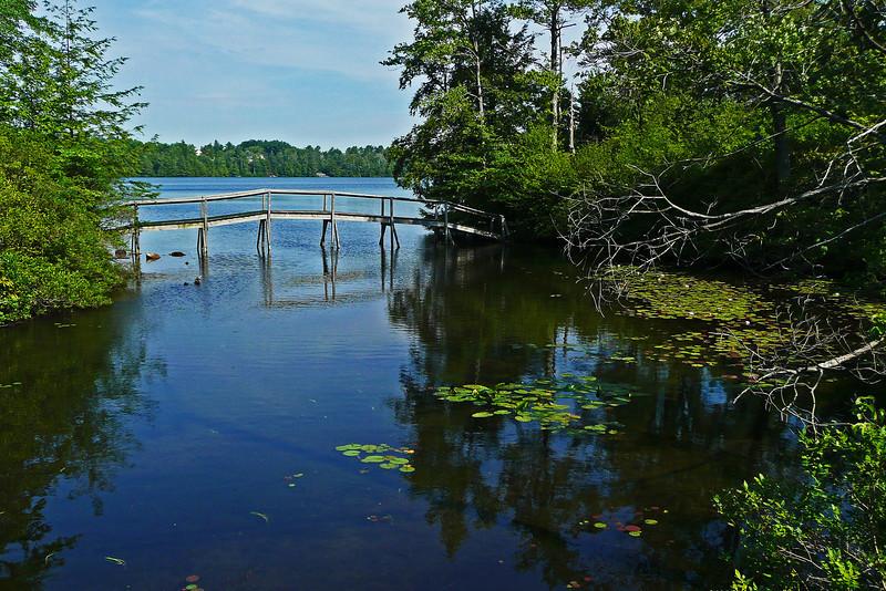 Eagles Mere Lake - Eagles Mere, PA - 2010