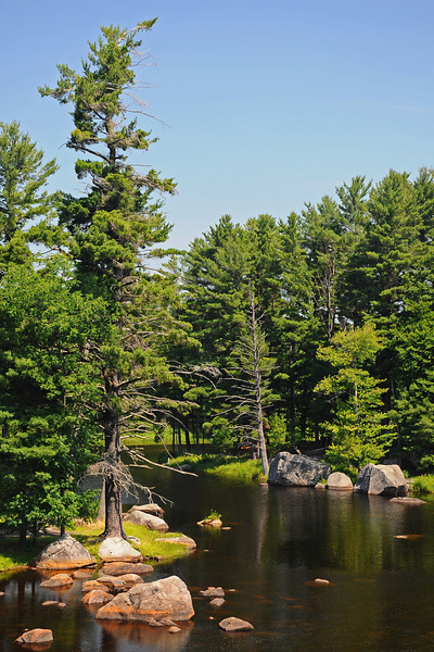 Oswegatchie River - Harrisville, NY - 2012