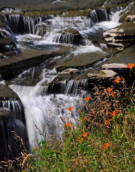 Deer River at Deer River, NY - 2012