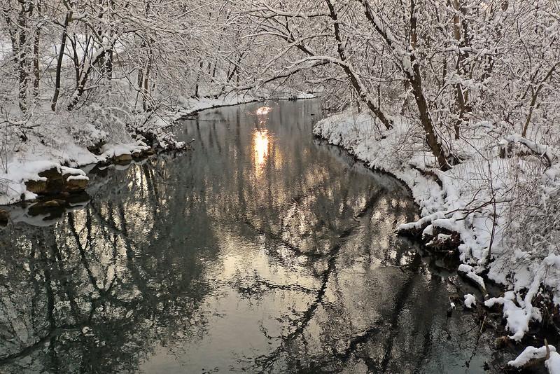Little Lehigh Creek - Emmaus, PA - 2014