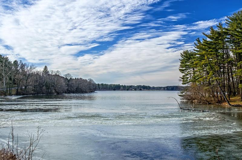 Lake Ontelaunee - Berks County, PA - 2016