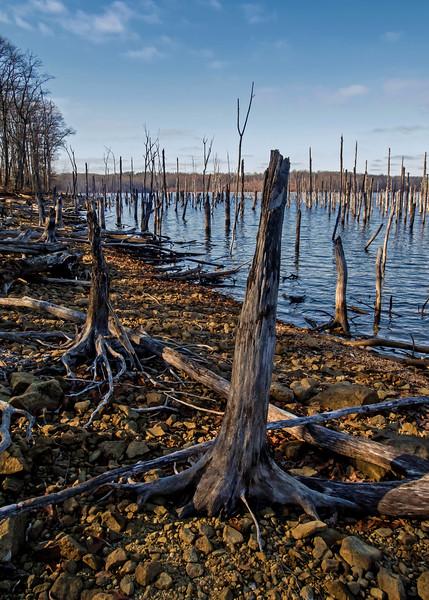 Merrill Creek Reservoir - Warren County, NJ - 2014