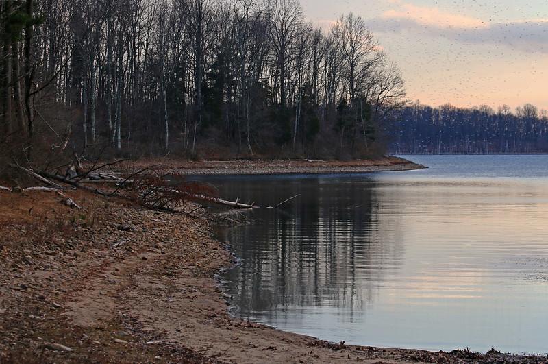 Merrill Creek Reservoir - Warren County, NJ - 2013