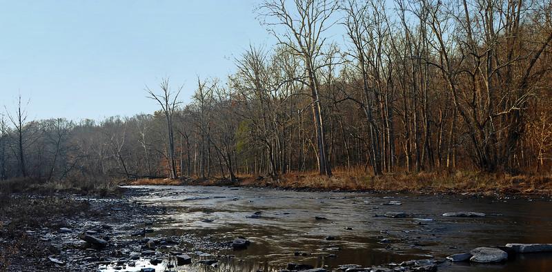 Tohickon Creek - Bucks County, PA - 2012