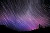 meteor star trail