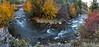 logan river fall pano