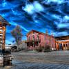Bannock Ghost Town Montana