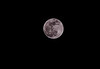 Lunar eclipse Penumbral stage....ie when the earths penumbra start touching the moon's face
