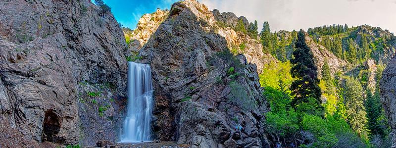 Adams waterfall