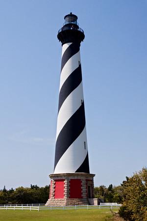 Cape Hatteras Lighthouse - NC