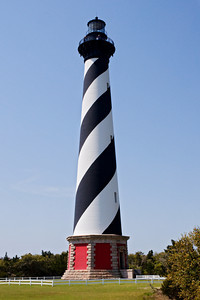 Cape Hatteras Lighthouse - NC