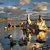 Tufa, Mono Lake at dawn