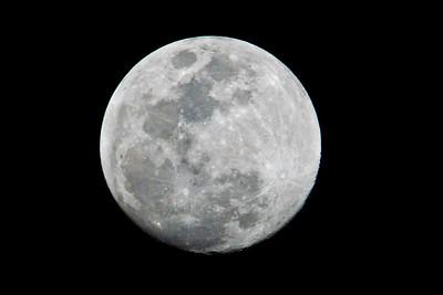 Full Moon - St. George Island, FL