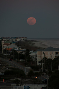 Full Moon Rise from top of St. George Island Lighthouse-03