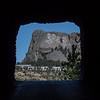 Mt Rushmore View Through Robinson Tunnel